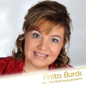 Burck, Anita -Lass alles Gute heut gescheh'n CD-Front-Cover (Mittel)